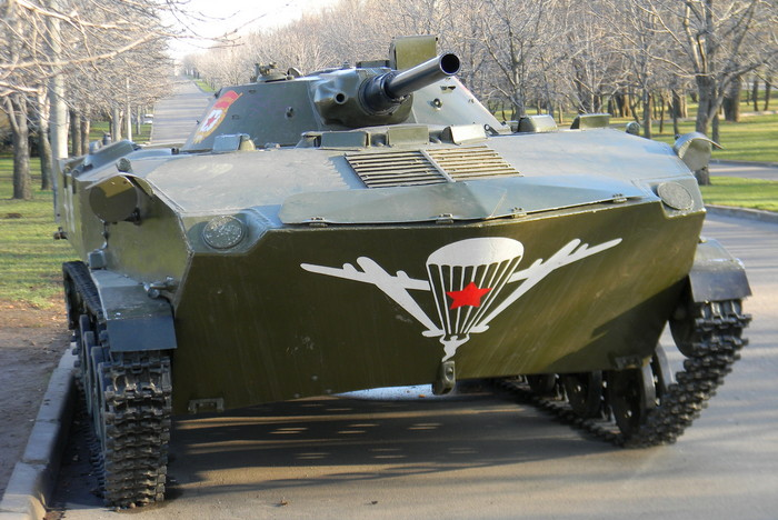 БМД-1 ВДВ