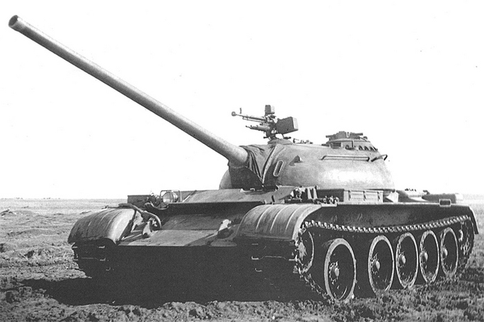 Т-54 фото