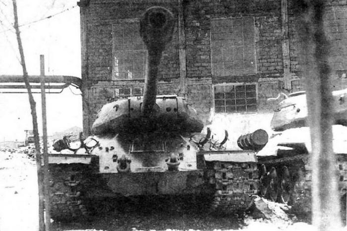 ИС-6 танк