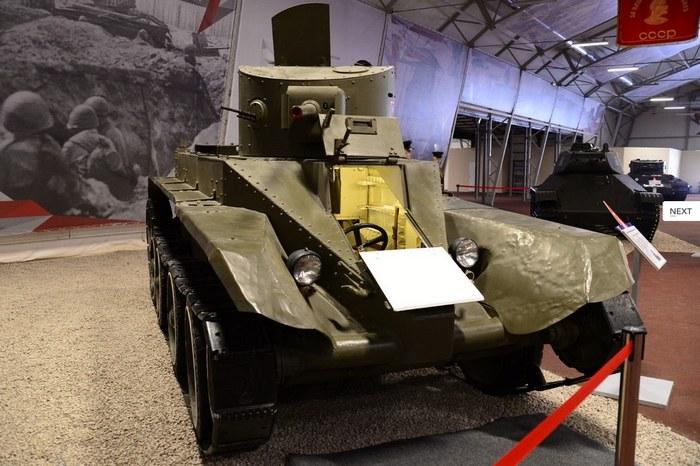 БТ-2 танк