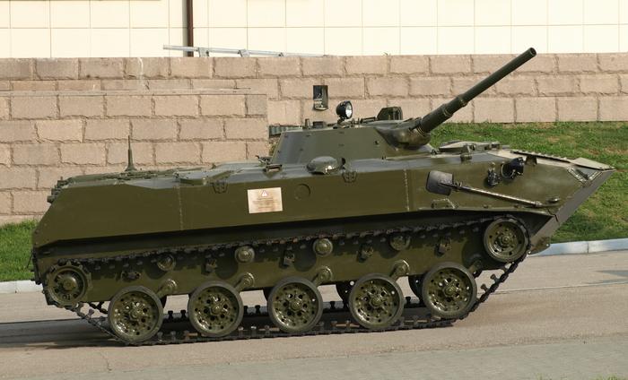 БМД-1 (Тула, Музей оружия)