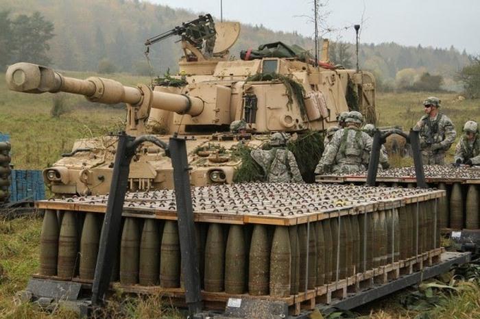 Боеприпасы М-109