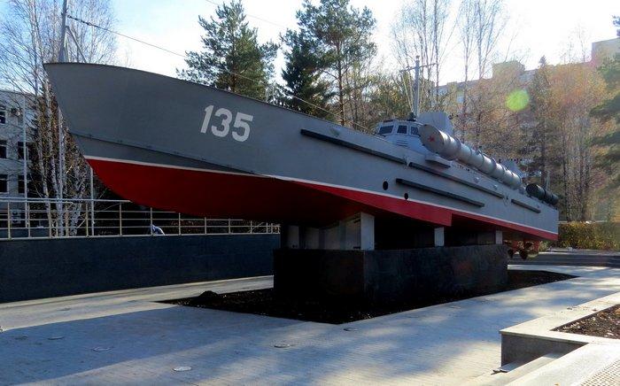 Комсомолец торпедный катер