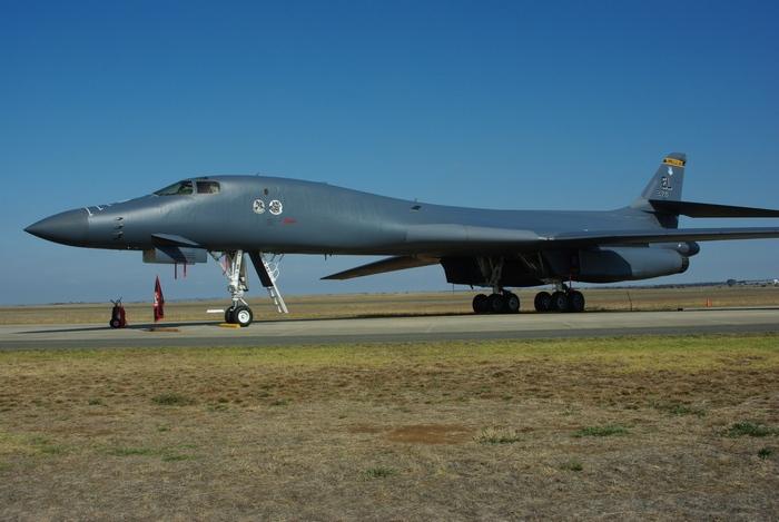 B1B Lancer Bomber