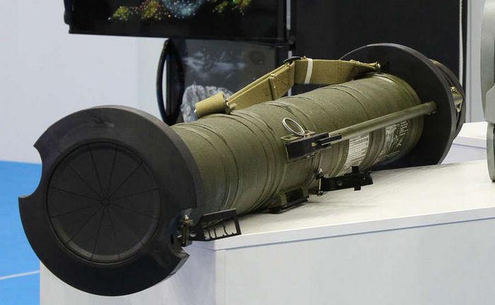 Гранатомёт РПГ-28