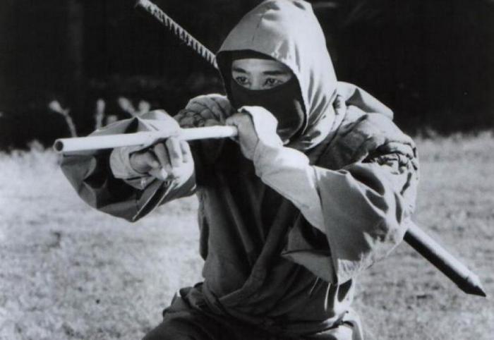 Ниндзя оружие