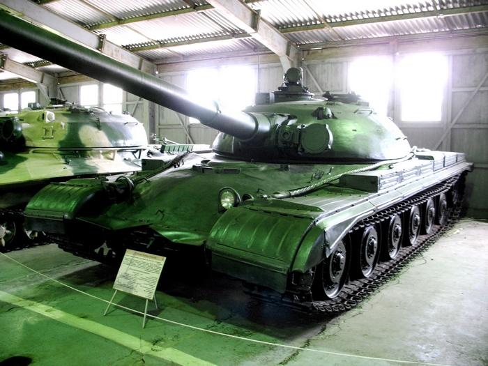 Объект 770 — опытный тяжёлый танк