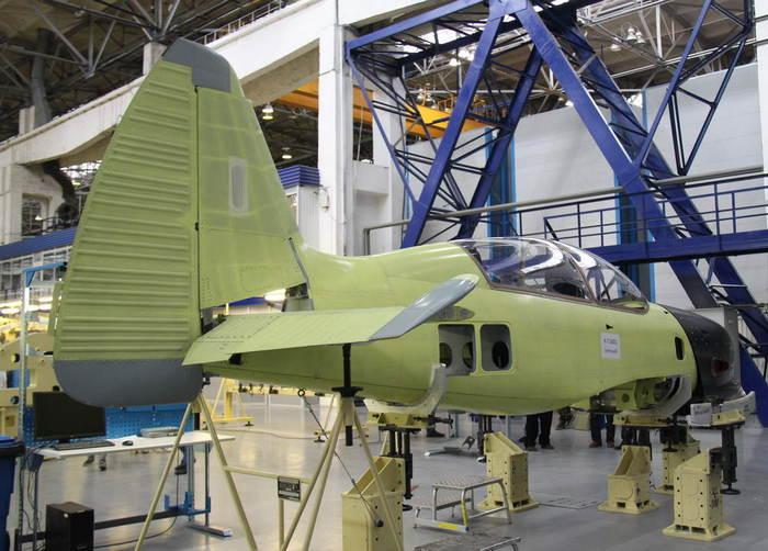 ЯК-152 производство
