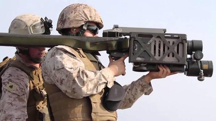 ПЗРК FIM-92 Stinger