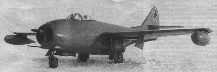 МиГ-9 вооружение