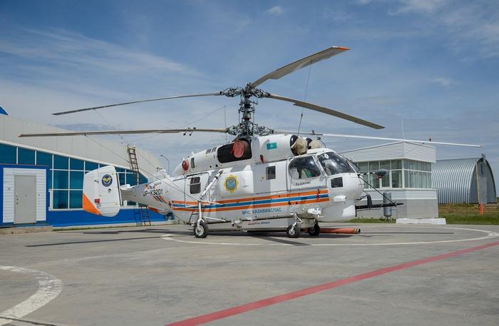 Вертолеты Ka-32