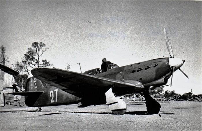 Як-1 Нормандия-Неман