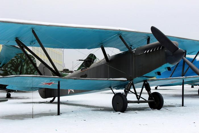 Самолет - разведчик Р-5 1928