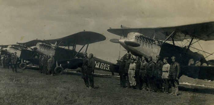 Самолет р-5 Поликарпова