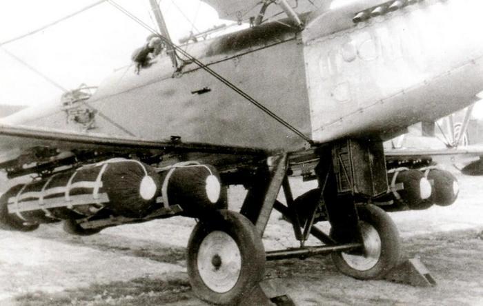 Бомбардировщик р-5
