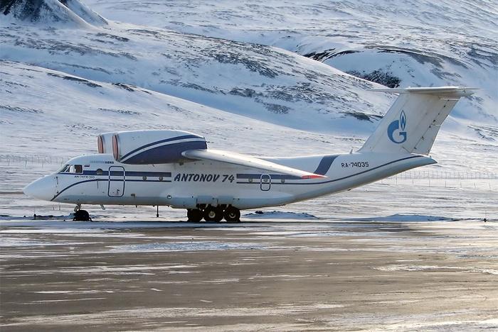 АН 74 самолёт