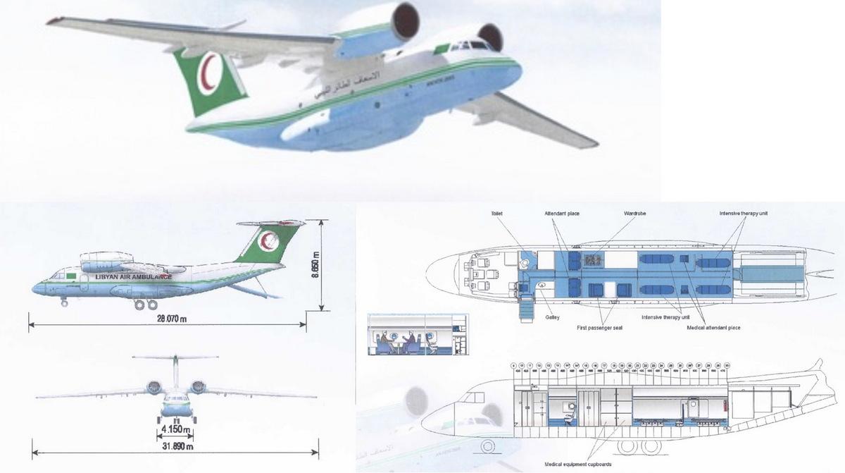 АН-74 конструкция