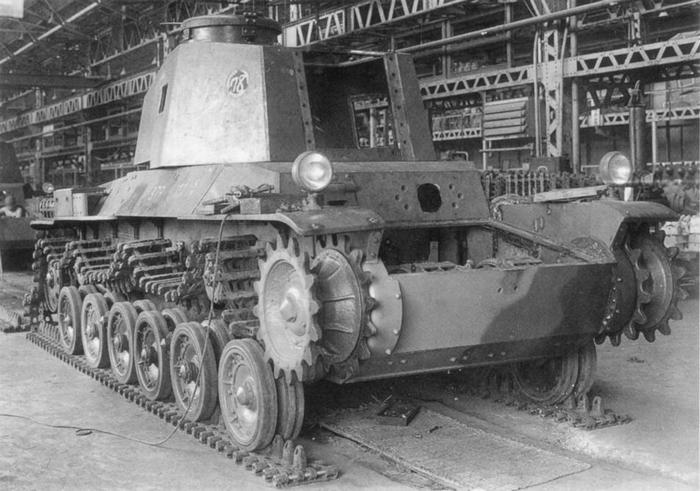 Японский танк чи ну