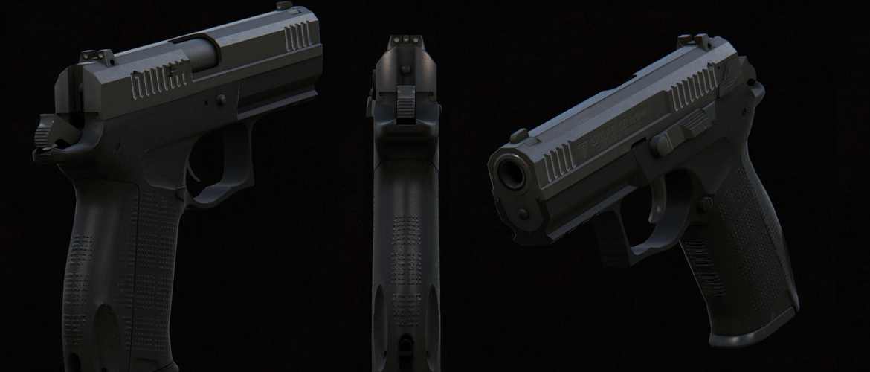 Пистолеты Форт