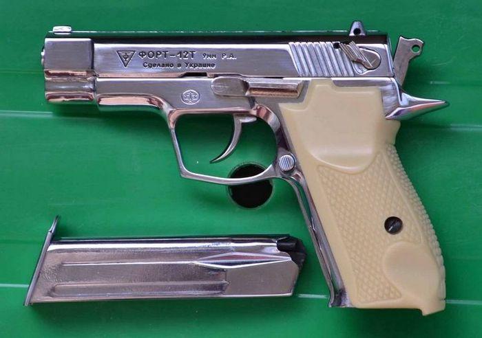 Травматический пистолет Форт 12