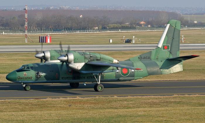 АН-32 фото самолёта