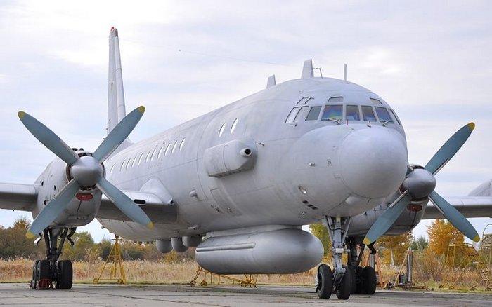 Самолет-разведчик Ил-20М