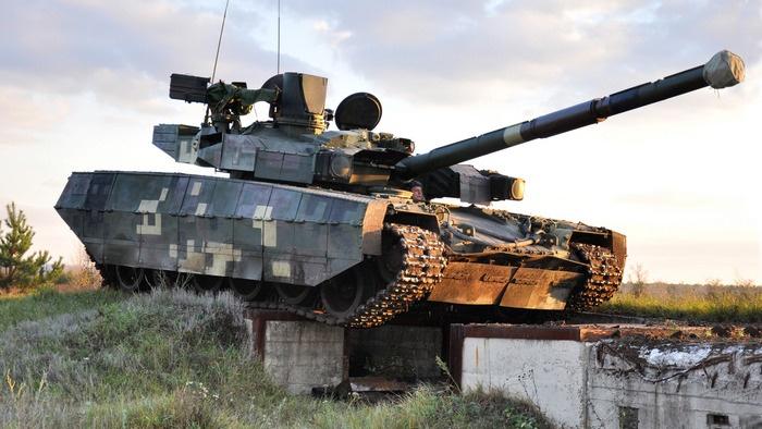 Оплот танк