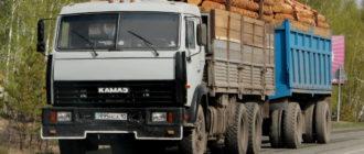 КАМАЗ 53212 фото