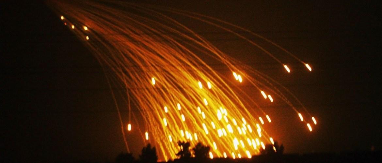 Фосфорные бомбы
