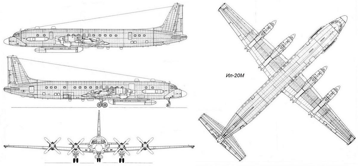 ИЛ-20 схема