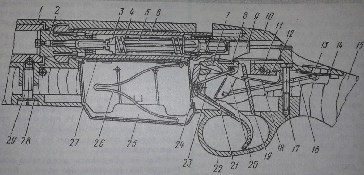 МЦ 20 01 конструкция