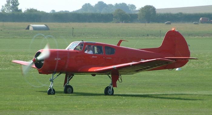 Самолет як-18т