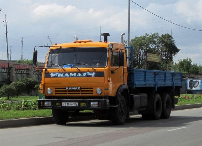 КамАЗ 53212. Россия