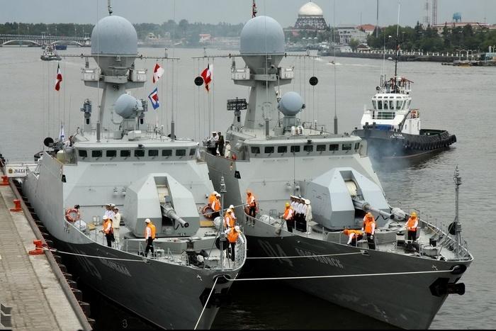 Корабли проекта Буян